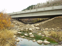 Logan Canyon Highway Project